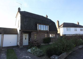 Thumbnail 3 bed link-detached house for sale in Windmill Field, Ware