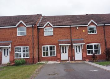 Thumbnail 2 bed terraced house for sale in Gunner Grove, Sutton Coldfield