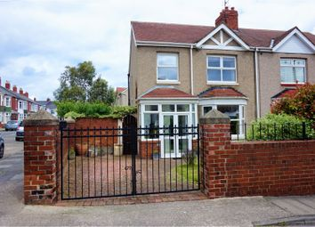 Thumbnail 3 bed semi-detached house to rent in Dulverton Avenue, South Shields
