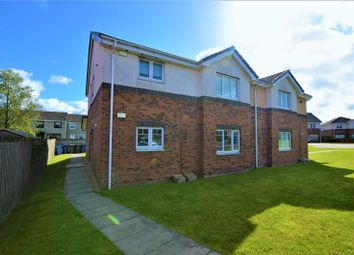 Thumbnail 2 bed flat for sale in Osprey Crescent, Paisley