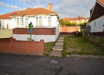 Thumbnail 2 bed bungalow for sale in Howard Avenue, Rochester