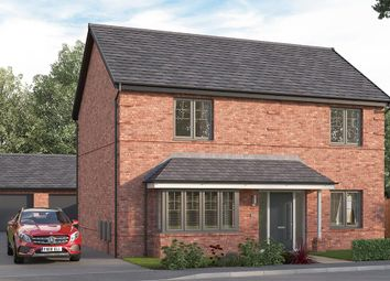 "Thumbnail 5 bed detached house for sale in ""The Amersham"" at Corner Farm, Luke Lane, Brailsford, Ashbourne"