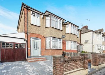 Thumbnail 3 bed semi-detached house to rent in Horns Road, Barkingside