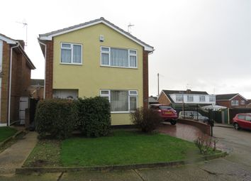 Thumbnail 4 bedroom detached house for sale in Valentines Drive, Colchester