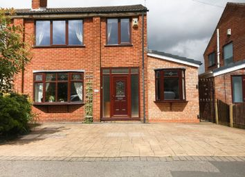 Thumbnail 4 bed semi-detached house for sale in Atholl Grove, Hawkley Hall, Wigan