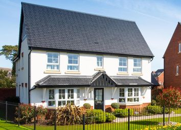 """4 bed detached house for sale in """"Alnwick"""" at Rykneld Road, Littleover, Derby DE23"""
