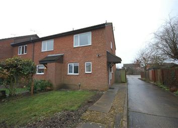Thumbnail 2 bed end terrace house for sale in Bowmont Drive, Aylesbury, Buckinghamshire