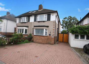 Thumbnail 4 bed semi-detached house for sale in Hawtrey Avenue, Northolt