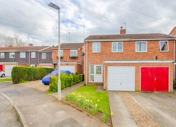 Thumbnail 3 bed semi-detached house for sale in Redvers Close, Bishop's Stortford