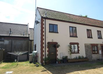 Thumbnail 2 bed end terrace house for sale in The Anchorage, Whapload Road, Lowestoft