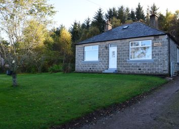 Thumbnail 3 bed bungalow to rent in Hillside, Mosstowie, Moray