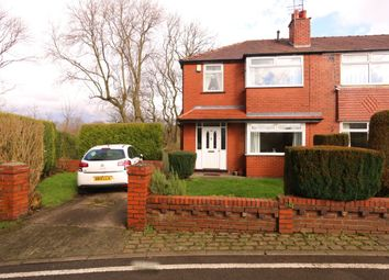 Thumbnail 3 bed semi-detached house for sale in Apethorn Lane, Hyde