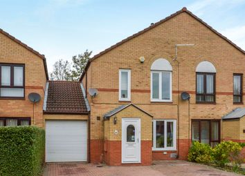 Thumbnail 3 bed semi-detached house for sale in Christian Court, Willen, Milton Keynes
