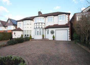 Thumbnail Property to rent in Hoodcote Gardens, London