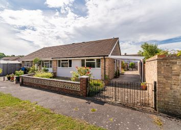 Thumbnail 2 bed semi-detached bungalow for sale in Spenser Close, Warsash
