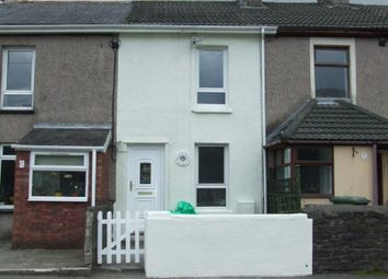 Thumbnail 2 bed terraced house to rent in Station Road, Risca, Newport.