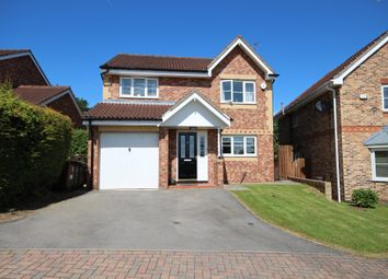 Thumbnail 4 bed detached house for sale in Fuchsia Croft, Woodlesford, Leeds