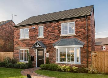 "4 bed detached house for sale in ""The Shelford - Plot 30"" at West End Lane, New Rossington, Doncaster DN11"