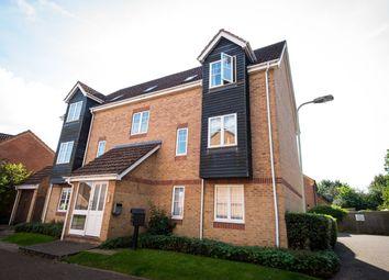 Thumbnail Flat to rent in Horseshoe End, Newbury
