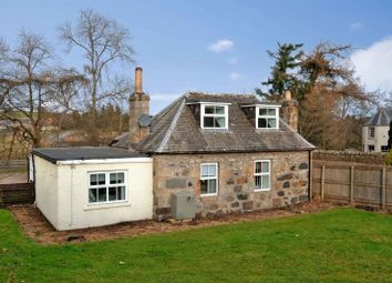 Thumbnail 2 bed cottage for sale in Bridge Of Marnoch, Huntly