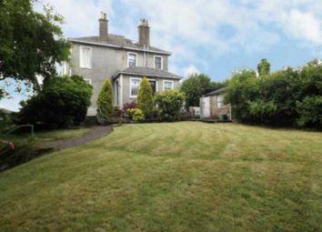 Thumbnail 2 bed flat for sale in Glenpatrick Road, Elderslie, Johnstone