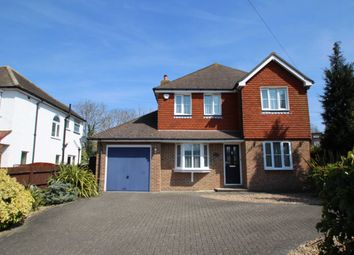 Thumbnail 4 bed detached house to rent in Charterhouse Road, Orpington