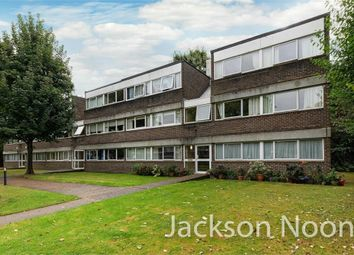 Thumbnail 2 bed flat for sale in Chessington Road, Ewell, Epsom