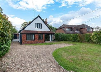Thumbnail 3 bed detached bungalow for sale in Bushy Hill Road, Westbere, Canterbury