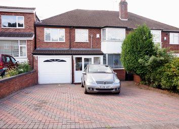 Thumbnail 5 bed semi-detached house for sale in Medcroft Avenue, Handsworth Wood, Birmingham