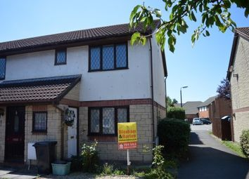 Thumbnail 1 bed flat for sale in Campion Close, Locking Castle, Weston-Super-Mare