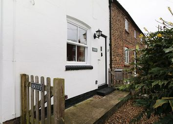 Thumbnail 1 bed cottage for sale in Church End, Sheriff Hutton, York, North Yorkshire