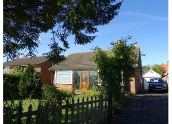 Thumbnail 2 bed detached bungalow for sale in Mill Lane, Newark