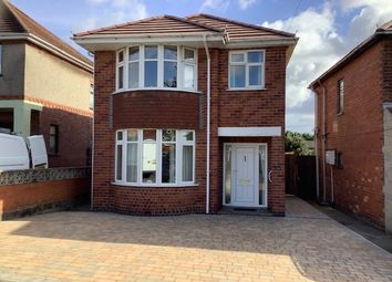 Thumbnail 3 bed detached house for sale in Darklands Road, Swadlincote