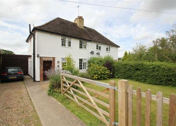Thumbnail 3 bed semi-detached house for sale in New Ground Road, Aldbury, Tring
