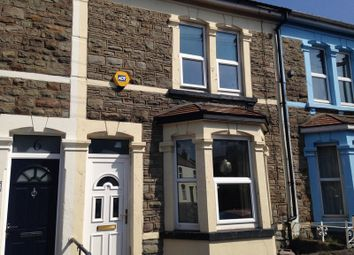 Thumbnail 2 bedroom terraced house for sale in Baden Road, St. George, Bristol