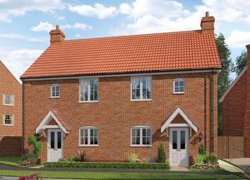 Thumbnail 1 bedroom terraced house for sale in Station Road, Framlingham, Suffolk