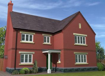 Thumbnail 4 bed detached house for sale in Station Road, Long Buckby, Northampton