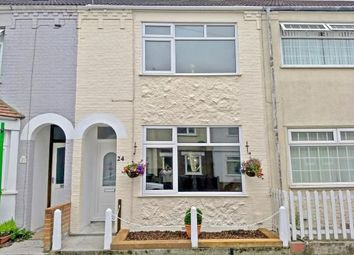 Thumbnail 3 bed terraced house for sale in Gorleston, Great Yarmouth, Norfolk
