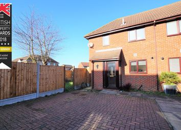 Thumbnail 1 bed semi-detached house for sale in Ashfield, Rayleigh