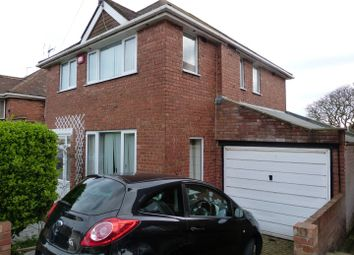 Thumbnail 3 bed detached house for sale in Wardour Close, Broadstairs