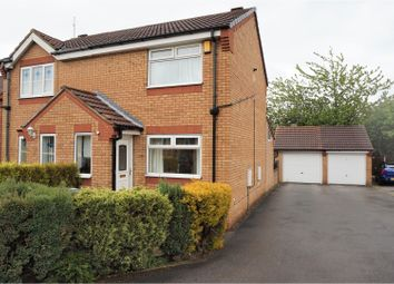 Thumbnail 2 bedroom semi-detached house for sale in Owl Ridge, Leeds