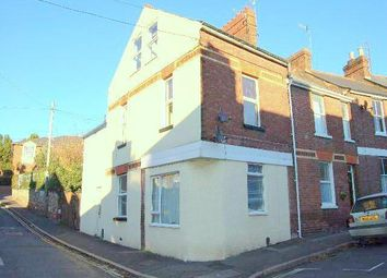 Thumbnail 3 bed maisonette to rent in Roberts Road, St Leonards, Exeter