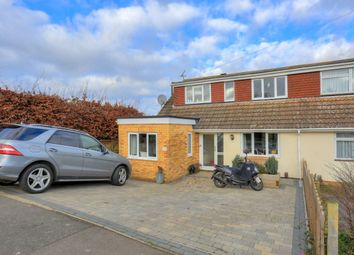 Thumbnail 4 bedroom detached house for sale in Maltings Drive, Wheathampstead, St. Albans
