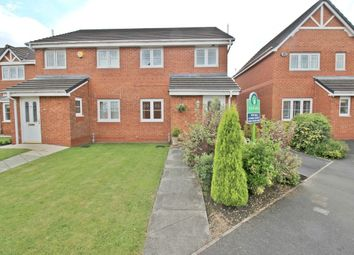 Thumbnail 3 bed semi-detached house for sale in Weavermill Park, Ashton-In-Makerfield, Wigan