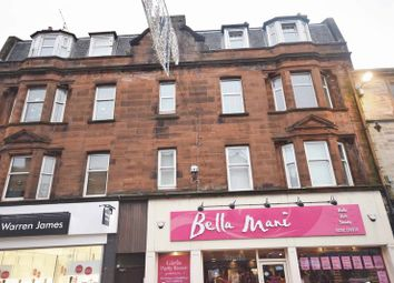 Thumbnail 1 bed flat for sale in Flat 4, 252 High Street, Ayr