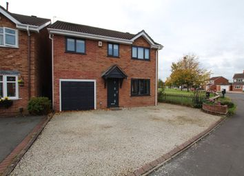Thumbnail 5 bed detached house for sale in Tiverton Drive, Nuneaton