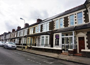 Thumbnail 3 bedroom terraced house for sale in Lisvane Street, Cardiff