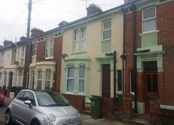 Thumbnail 5 bedroom terraced house for sale in Sandringham Road, Portsmouth