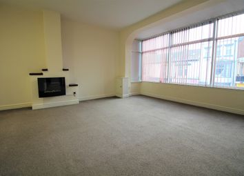 Thumbnail 3 bed flat to rent in Cookson Street, Blackpool, Lancashire