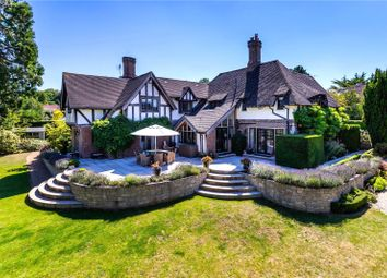 Quarry Road, Oxted, Surrey RH8. 5 bed detached house